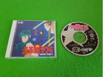 Stay With You PC-Engine...