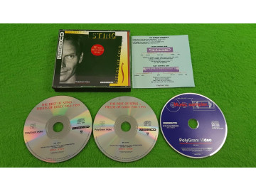 The Best of Sting - Fields...