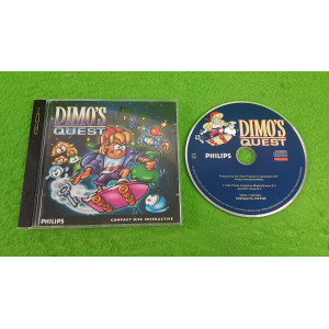 Dimos Quest Philips CD-i cdi