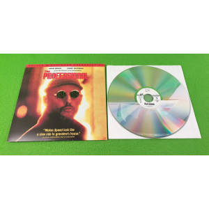 The Professional Laser Disc...