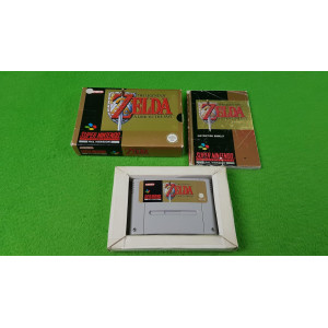 Zelda A Link to The Past...